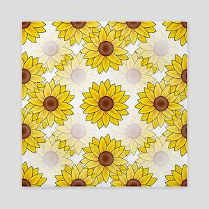 Sunflowers Queen Duvet