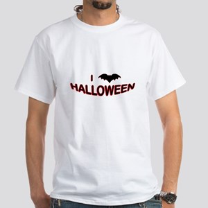 I Love Halloween (BAT) T-Shirt