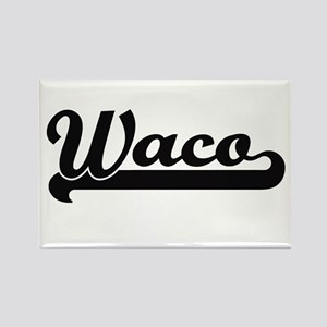 I love Waco Texas Magnets