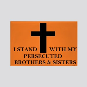 Persecuted Christians Magnets