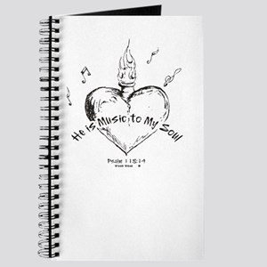 Music to your Soul Journal