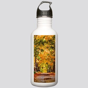 Autumn Road Stainless Water Bottle 1.0L