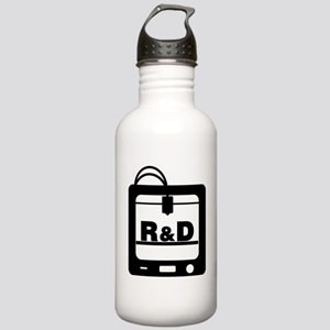 R&D 3D Printer Stainless Water Bottle 1.0L