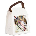 brookly logo Canvas Lunch Bag