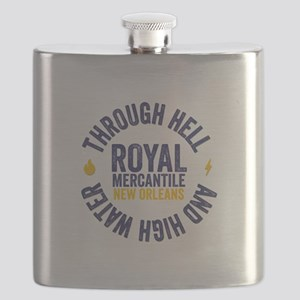 Royal Mercantile Hell and High Water Flask