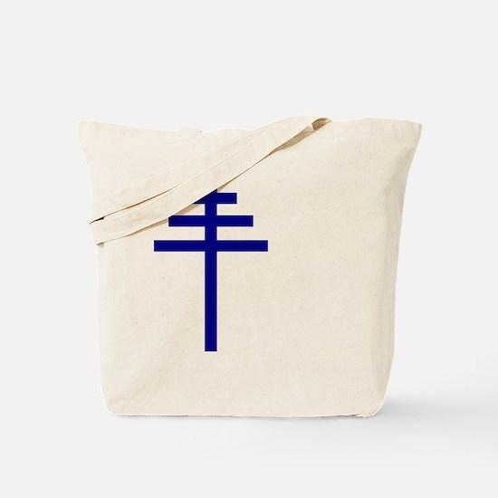 St andrew cross Tote Bag