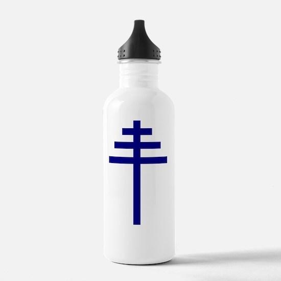 Cool St andrew%27s cross Water Bottle
