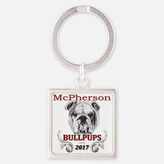 McPherson Bullpup Design 2017 Keychains