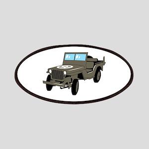 WWII Army Jeep Patch
