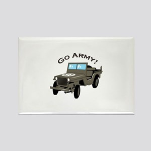 Go Army Magnets