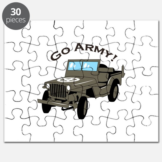 Go Army Puzzle
