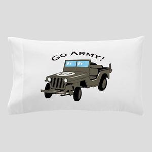 Go Army Pillow Case