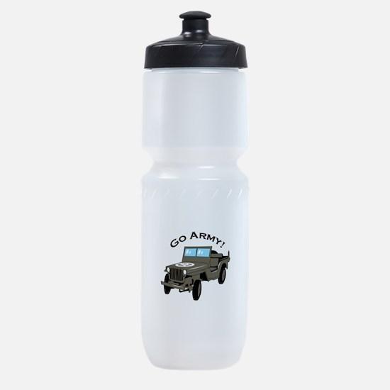 Go Army Sports Bottle
