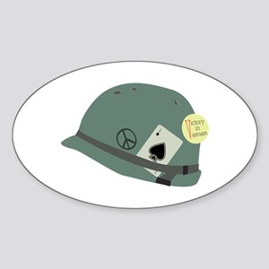 Vietnam Helmet Sticker