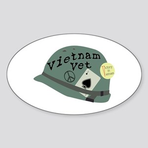 Vietnam Vet Sticker