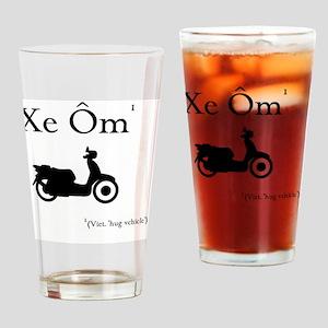 Xe Om (Hug Vehicle) Drinking Glass
