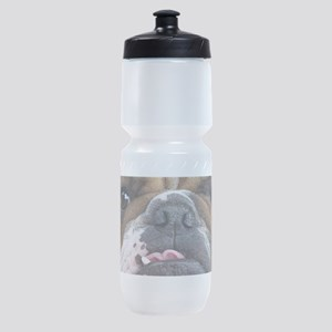 English Bulldog Sports Bottle