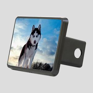 Husky Dog Outdoors Rectangular Hitch Cover