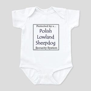 Lowland Security Infant Bodysuit