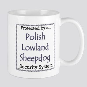 Lowland Security Mug