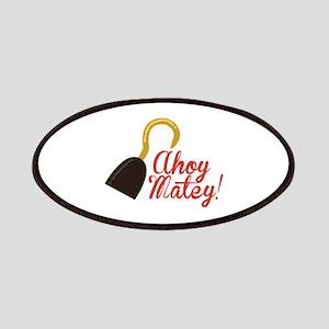 Ahoy Matey! Patch