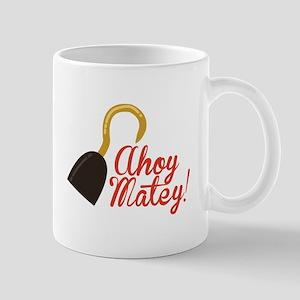 Ahoy Matey! Mugs
