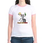 HalloWINO Jr. Ringer T-Shirt