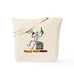 HalloWINO Tote Bag