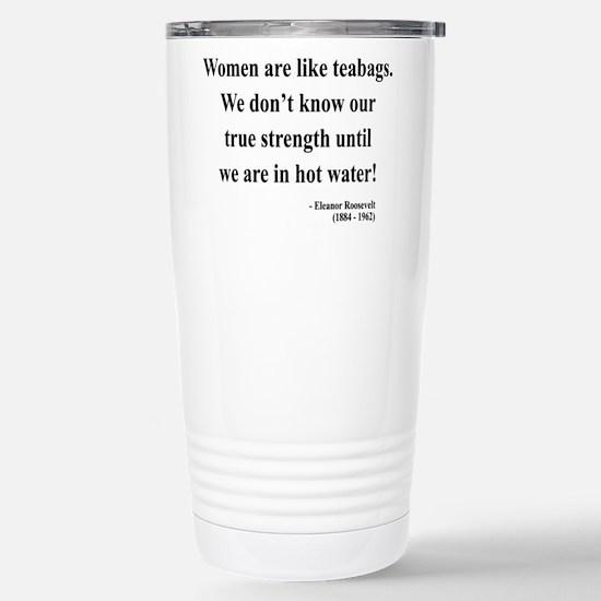 Eleanor Roosevelt 3 Mugs