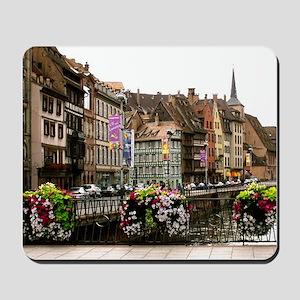 The Beauty of France Mousepad