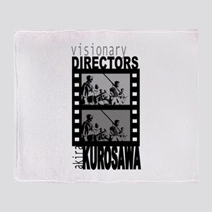 Akira Kurosawa Throw Blanket