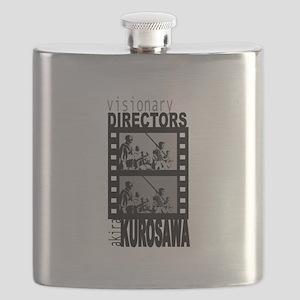 Akira Kurosawa Flask