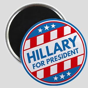 Hillary For President Magnets