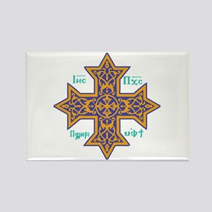 Coptic Cross Magnets