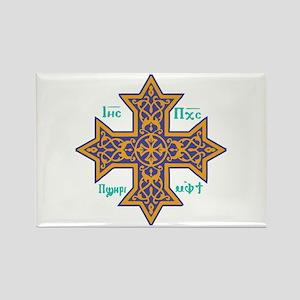 Coptic Cross Magnets