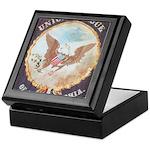 Civil War, Union Eagle Keepsake Box