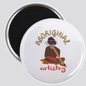 Aboriginal Artistry Magnets