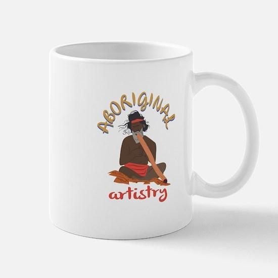 Aboriginal Artistry Mugs