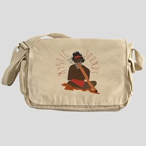 Mystic Sounds Messenger Bag