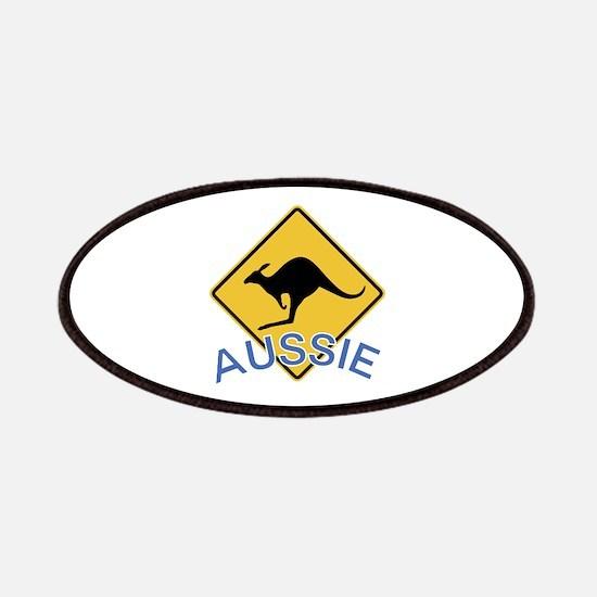 Aussie Kangaroo Patch