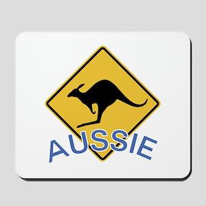 Aussie Kangaroo Mousepad
