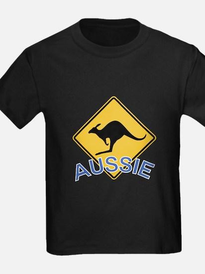 Aussie Kangaroo T-Shirt