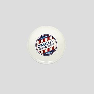 O'Malley For President Mini Button