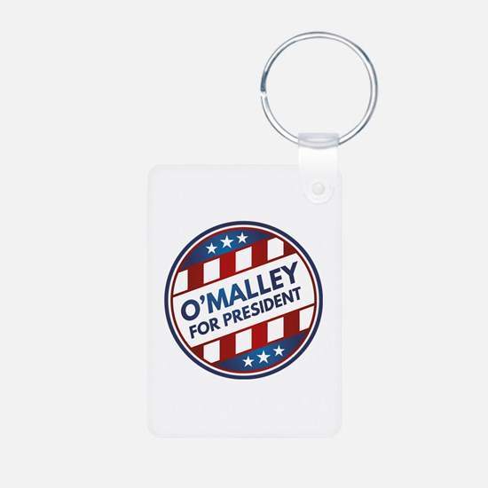 O'Malley For President Keychains