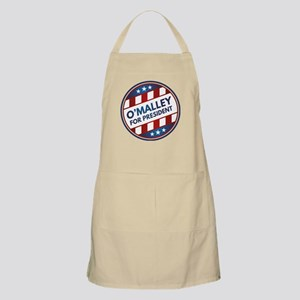 O'Malley For President Apron