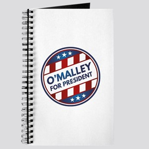O'Malley For President Journal