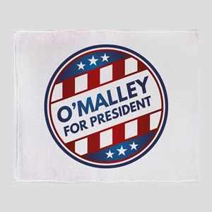 O'Malley For President Stadium Blanket