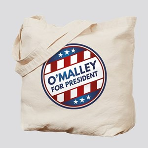 O'Malley For President Tote Bag
