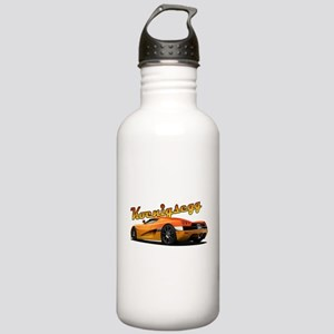 Swedish Supercar Stainless Water Bottle 1.0L