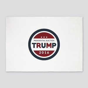 Trump 2016 5'x7'Area Rug